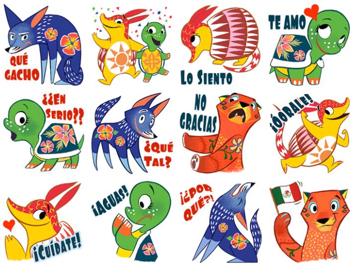 Alebrijes clipart transparent Amigos Alebrijes | Ideas en 2019 | Alebrijes, Arte y Dia de los muertos transparent
