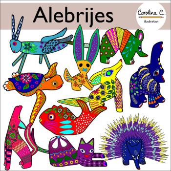 Alebrijes clipart clipart free download Mexican Alebrijes Clip Art clipart free download