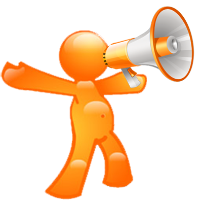 Alert megaphone clipart banner freeuse Megaphone clipart attention - 63 transparent clip arts, images and ... banner freeuse