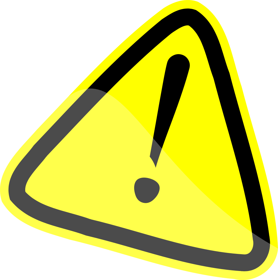 Caution clipart clip transparent Free Warning Sign Clipart, Download Free Clip Art, Free Clip Art on ... clip transparent