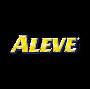 Aleve logo clipart