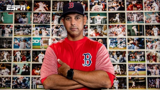Alex cora clipart svg royalty free stock Alex Cora - WatchESPN svg royalty free stock