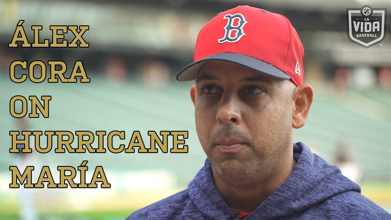 Alex cora clipart png freeuse library Red Sox manager Álex Cora isn\'t about to \'stick to sports\' png freeuse library