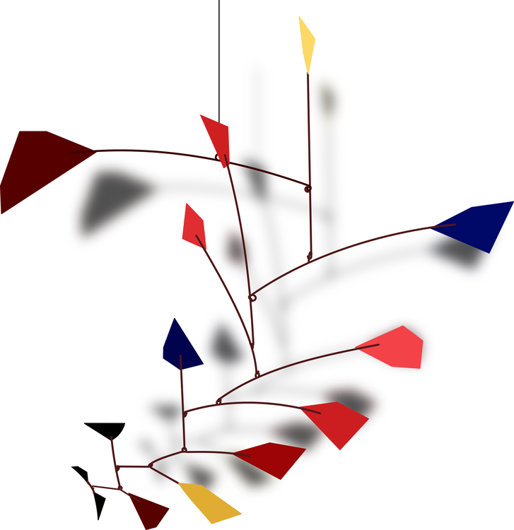 Alexander calder clipart clip library stock Angle,Petal,Line Vector Clipart - Free to modify, share, and use ... clip library stock