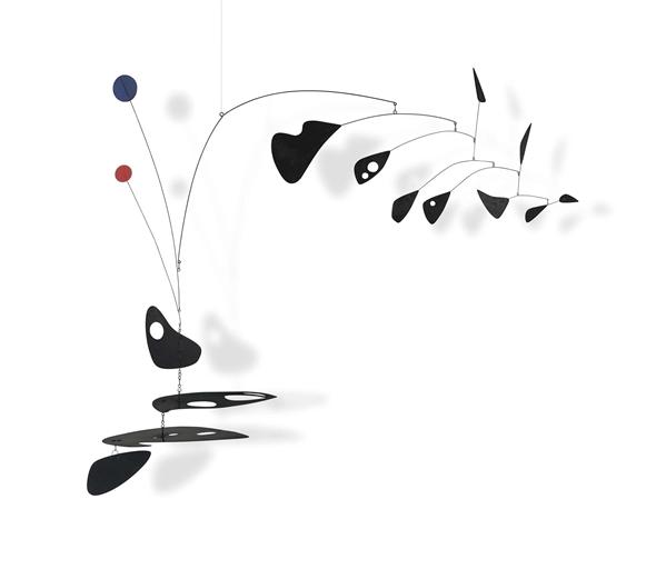 Alexander calder clipart graphic black and white Performing Sculpture: Alexander Calder   Christie\'s graphic black and white