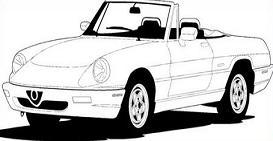 Alfa Romeo Clipart png transparent download