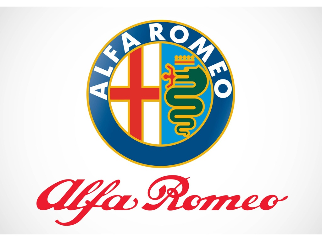 Alfa romeo logo clipart hd - ClipartFox vector black and white stock