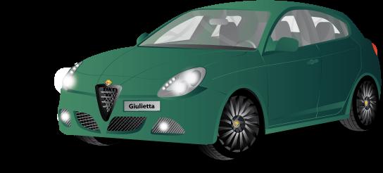 Alfa romeo clipart - ClipartFest free