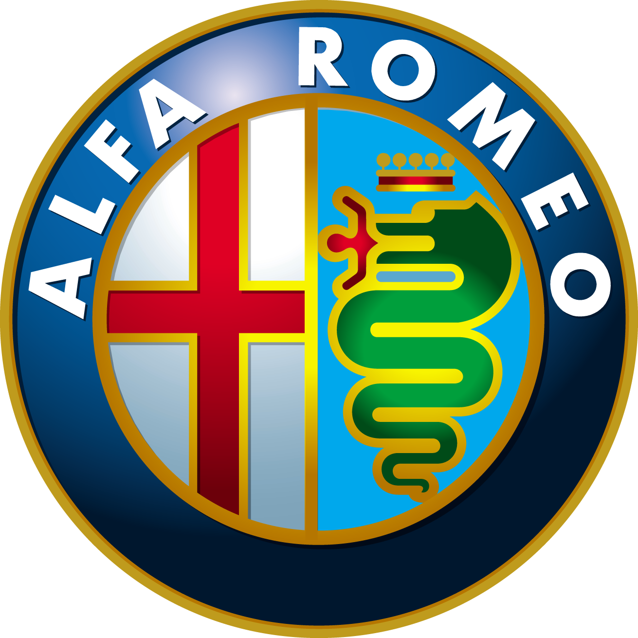 Alfa Romeo PNG Transparent Images | Free Download Clip Art | Free ... picture black and white library