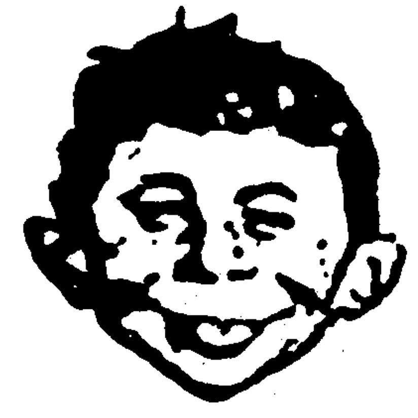 Alfred e neuman clipart png free library Alfred E. Neuman drawing registered as trademark on this day in 1985 ... png free library