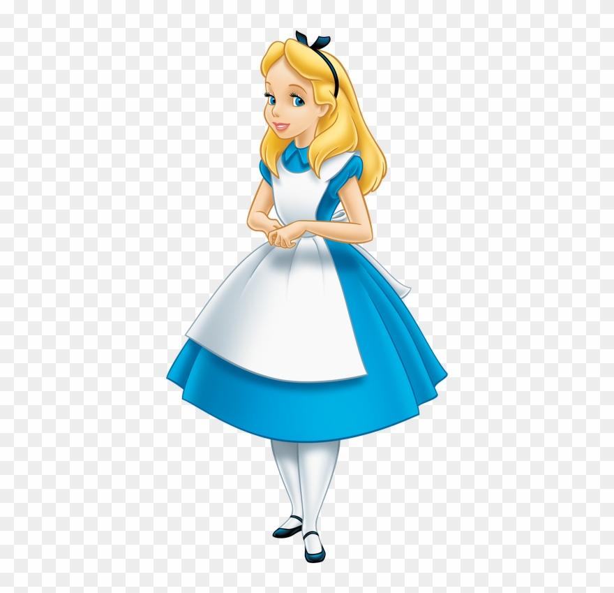 Alice and wonderland clipart clip art Alice4 - \' - Alice Alice\'s Adventures In Wonderland Clipart ... clip art