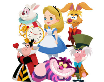 Alice clipart free clipart library Collection of Alice in wonderland clipart | Free download best Alice ... clipart library