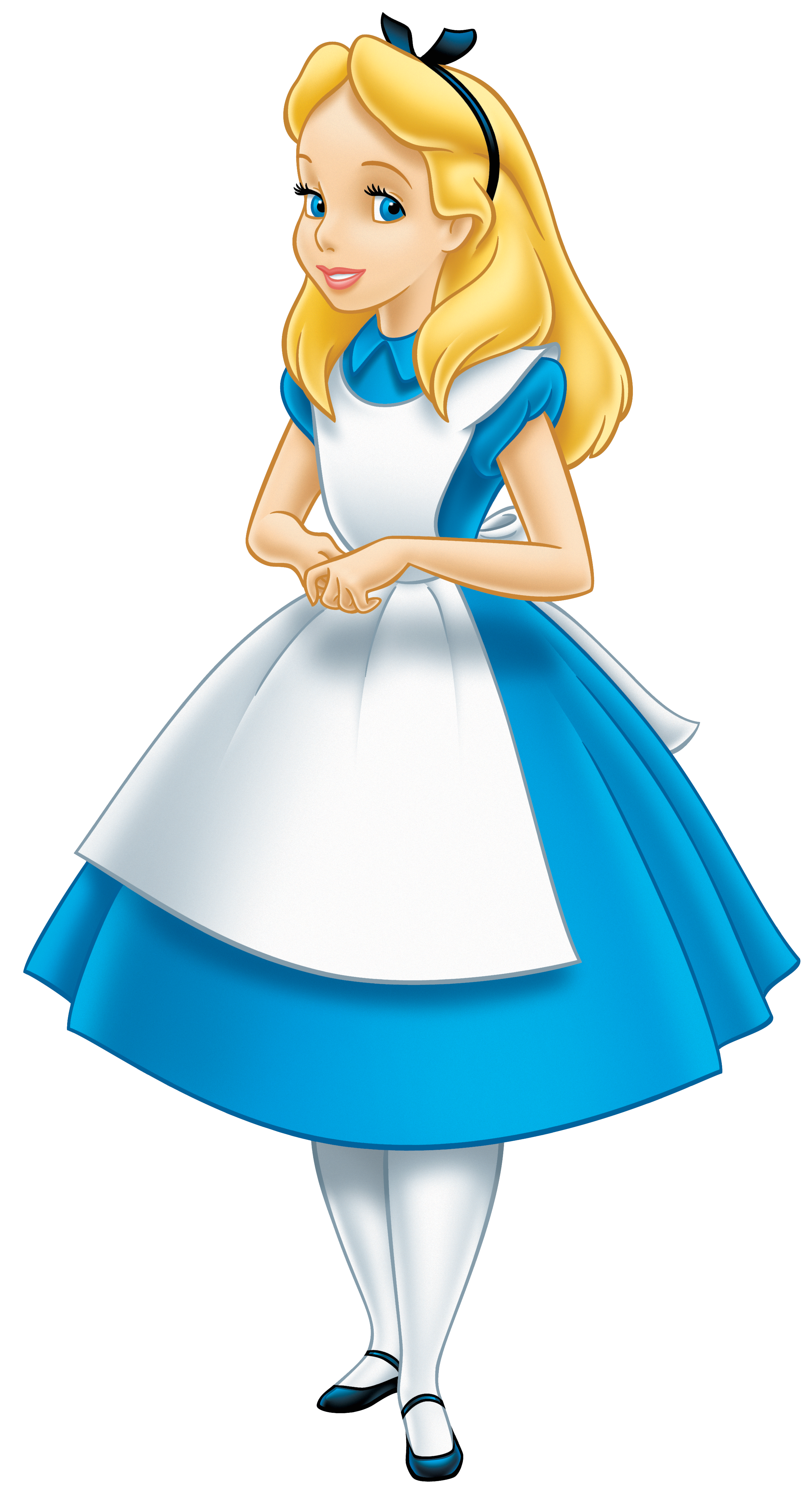 Alice dress clipart royalty free Transparent Alice Clipart | Gallery Yopriceville - High-Quality ... royalty free