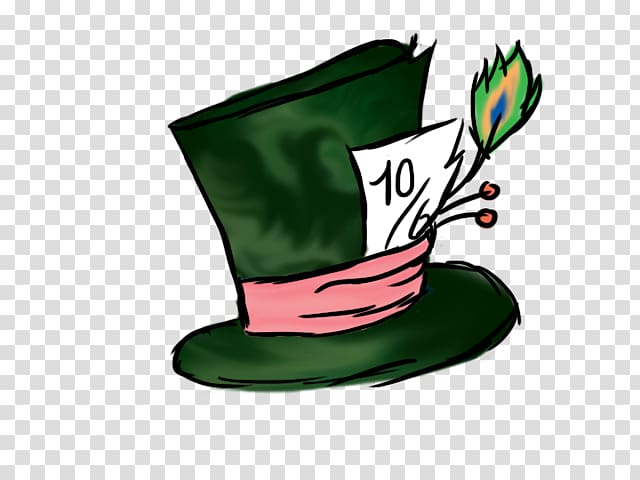 Alice in wonderland hat clipart picture freeuse download The Mad Hatter March Hare Alice\\\'s Adventures in Wonderland Cheshire ... picture freeuse download