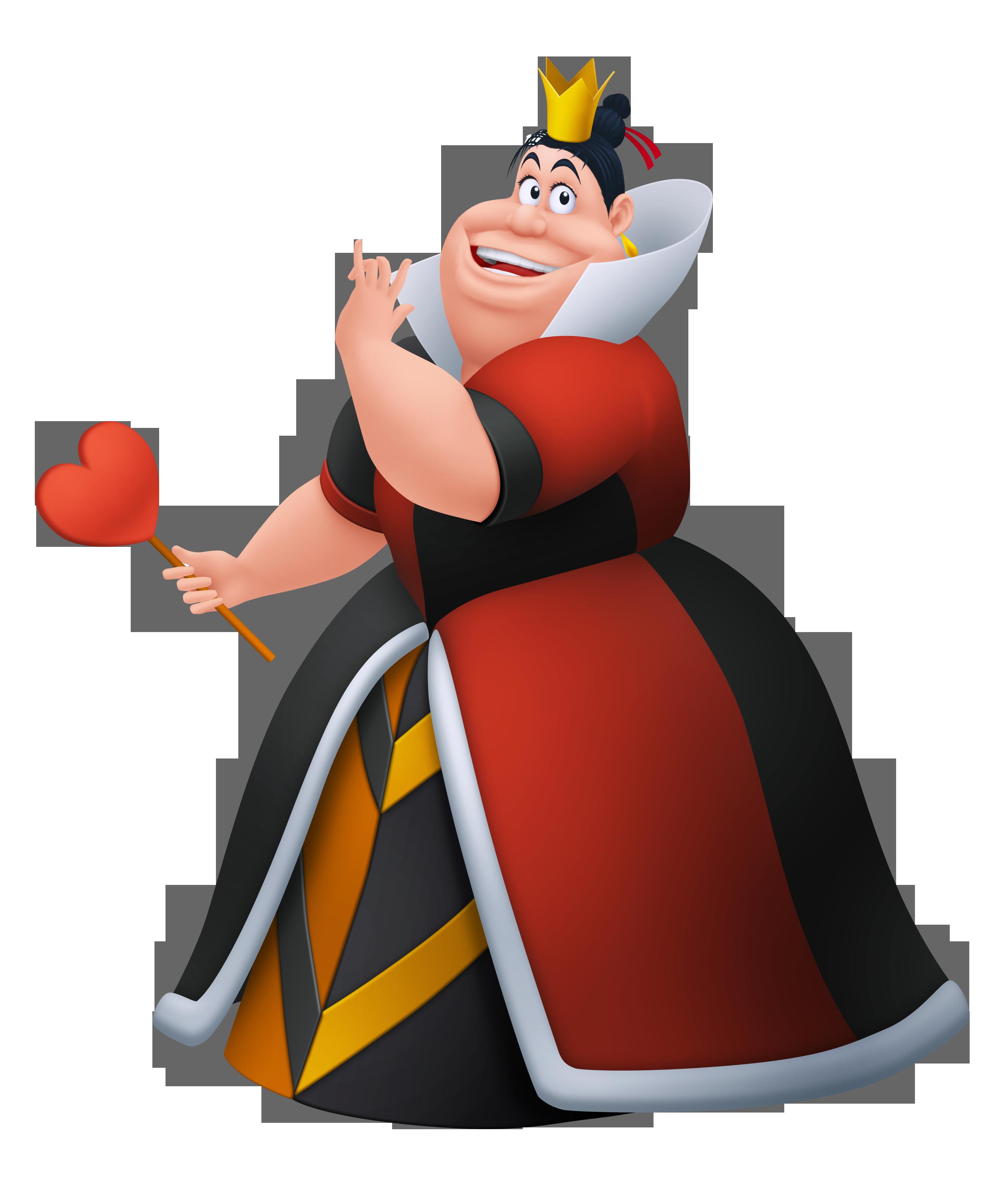Alice in wonderland queen of hearts clip art png library download Queen of hearts arrow clipart - ClipartFest png library download