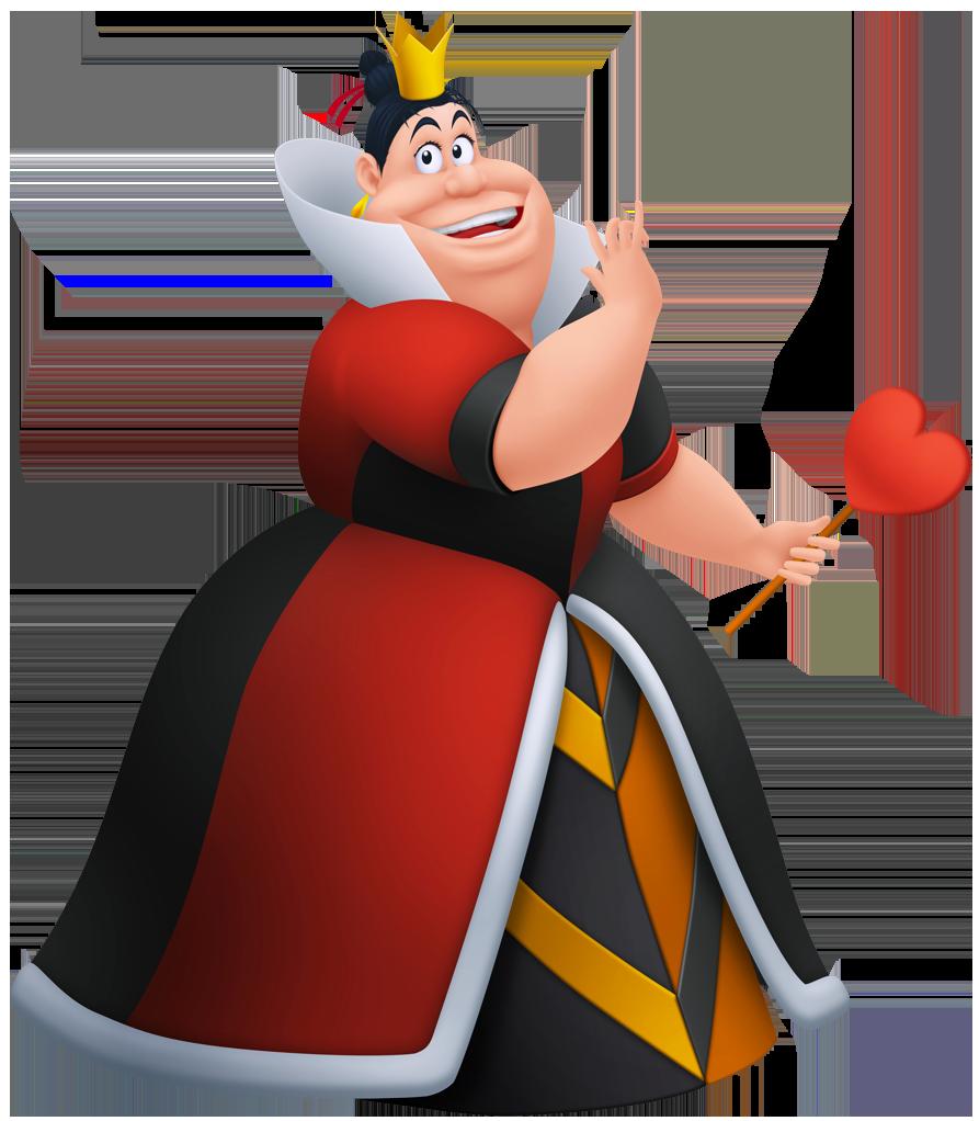 Queen of hearts clip art graphic royalty free download Alice in Wonderland Queen of Hearts PNG Clipart Image graphic royalty free download