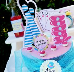 Alice in wonderland upside dow leg clipart royalty free 90 Best P: Alice in Wonderland Tea Party birthday party! images in ... royalty free