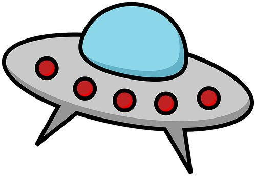 Flying saucer pictures clipart image library library Flying Saucers Clip Art | Moon and Stars Party | Alien spaceship ... image library library