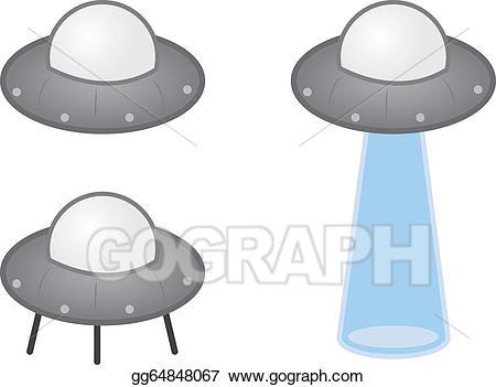 Alien spaceship beam clipart jpg freeuse stock Vector Clipart - Alien spaceship beam . Vector Illustration ... jpg freeuse stock