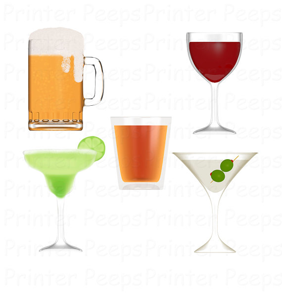 Alkohol trinken clipart png free download Alkohol Clipart Scrapbook Pack Digital Scrapbooking Bier Wein png free download