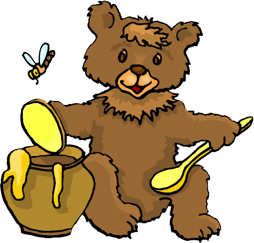 Bear eating black berry clipart free library Free Free Bear Clipart, Download Free Clip Art, Free Clip Art on ... free library