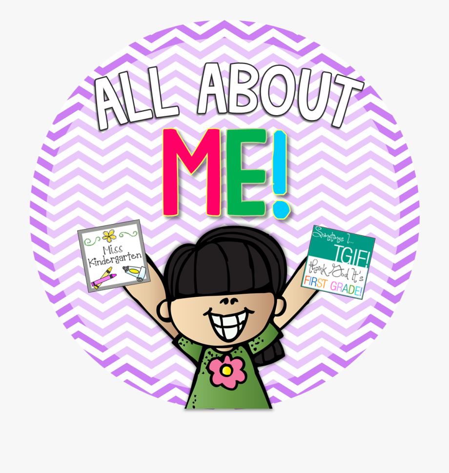All about me clipart free