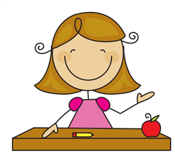 Meet your teacher clipart svg free stock 4-Year Old Kindergarten - Salem School District svg free stock