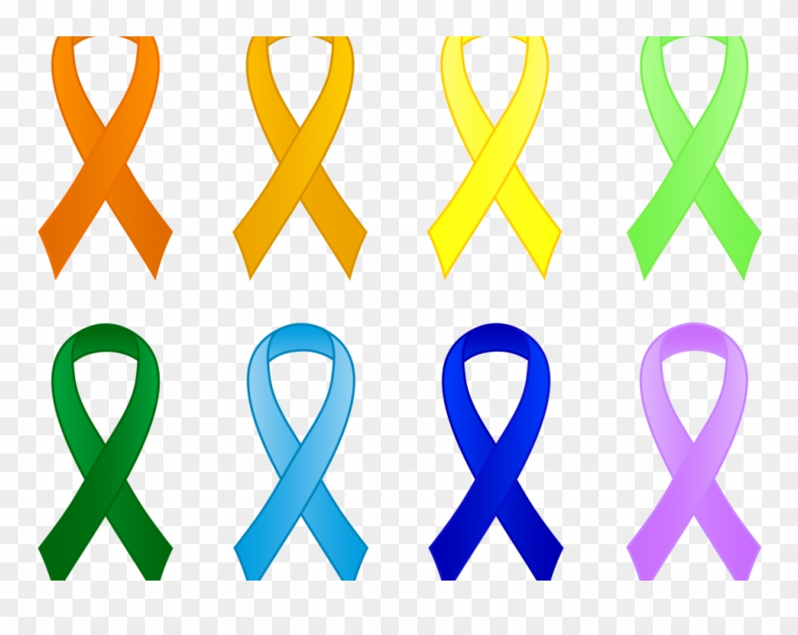 All cancer awareness ribbon clipart vector royalty free Download Enjoyable Cancer Awareness Ribbon Clip Art - Png Download ... vector royalty free