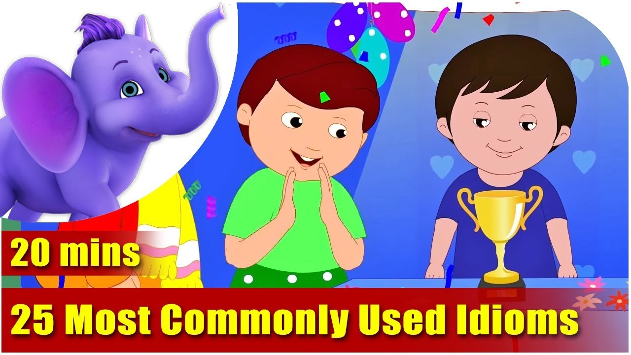 All ears idiom clipart clip royalty free stock 25 most commonly used Idioms and their Meaning clip royalty free stock