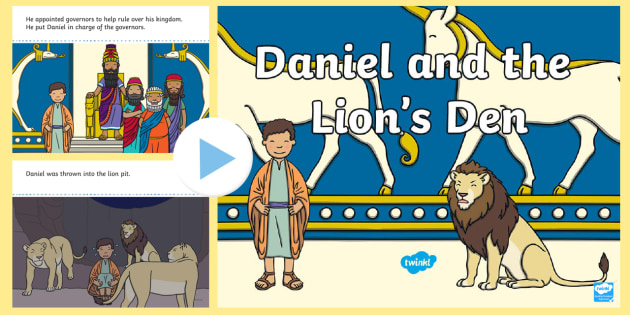 All good things free clipart daniel lions den png free library Daniel and the Lion\'s Den Story PowerPoint - daniel and the lions ... png free library