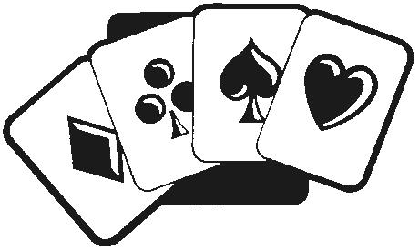 Pokern clipart