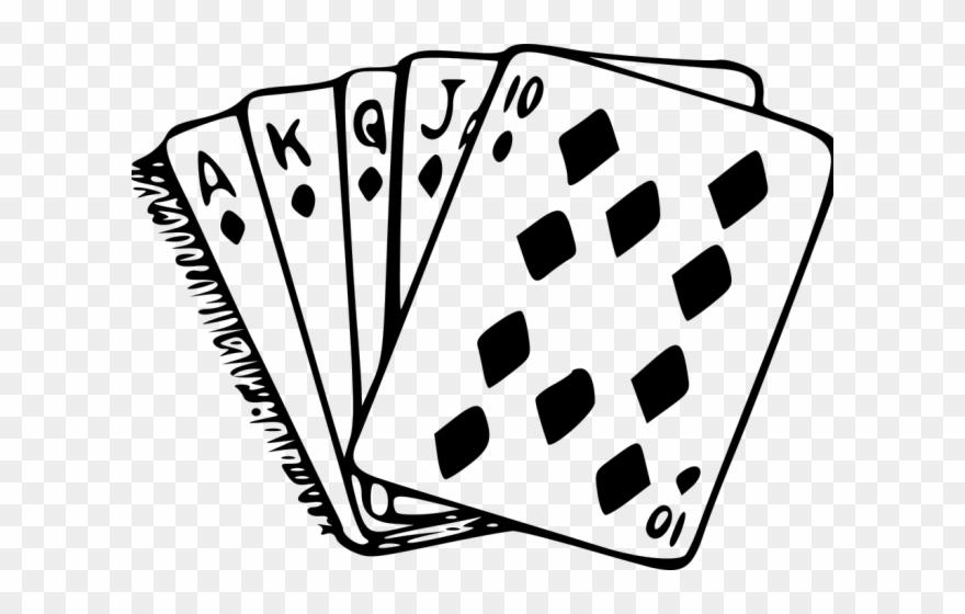 Pokern clipart vector royalty free Poker Clipart Diamond - Png Download (#2605250) - PinClipart vector royalty free
