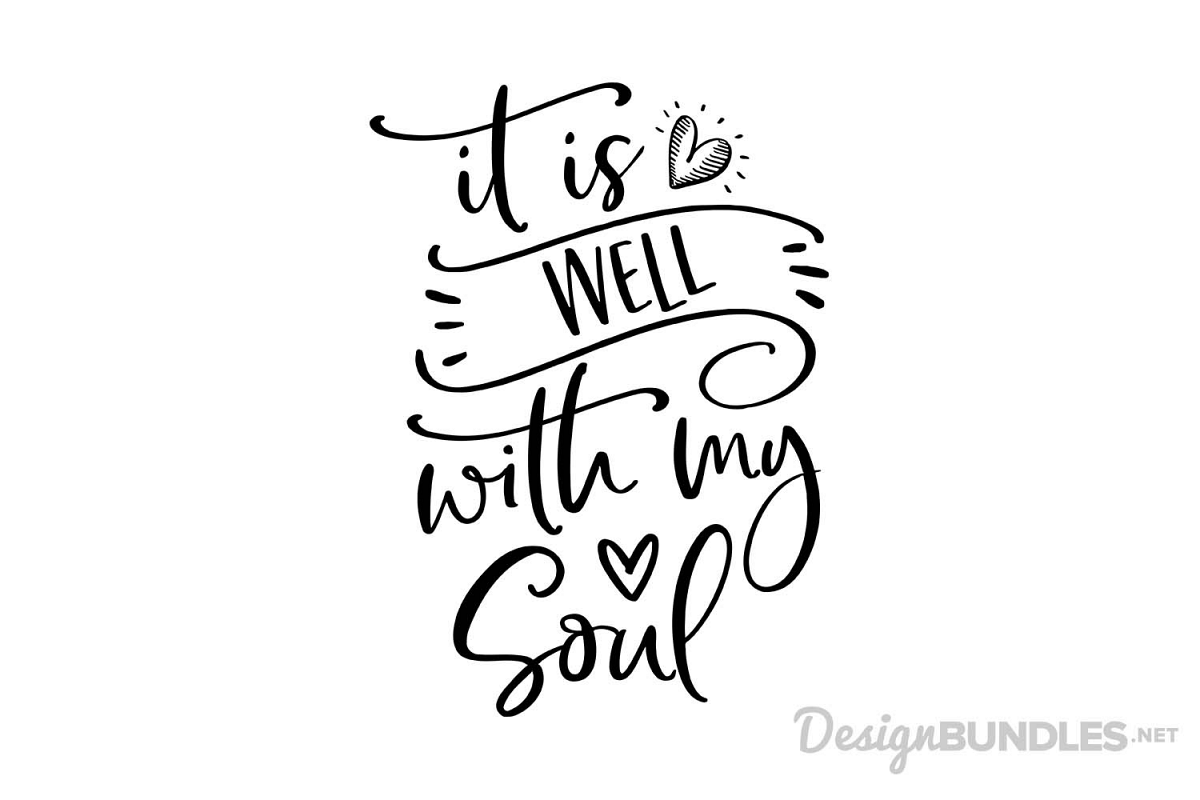 All is well with my soul clipart clipart freeuse library It Is Well With My Soul clipart freeuse library
