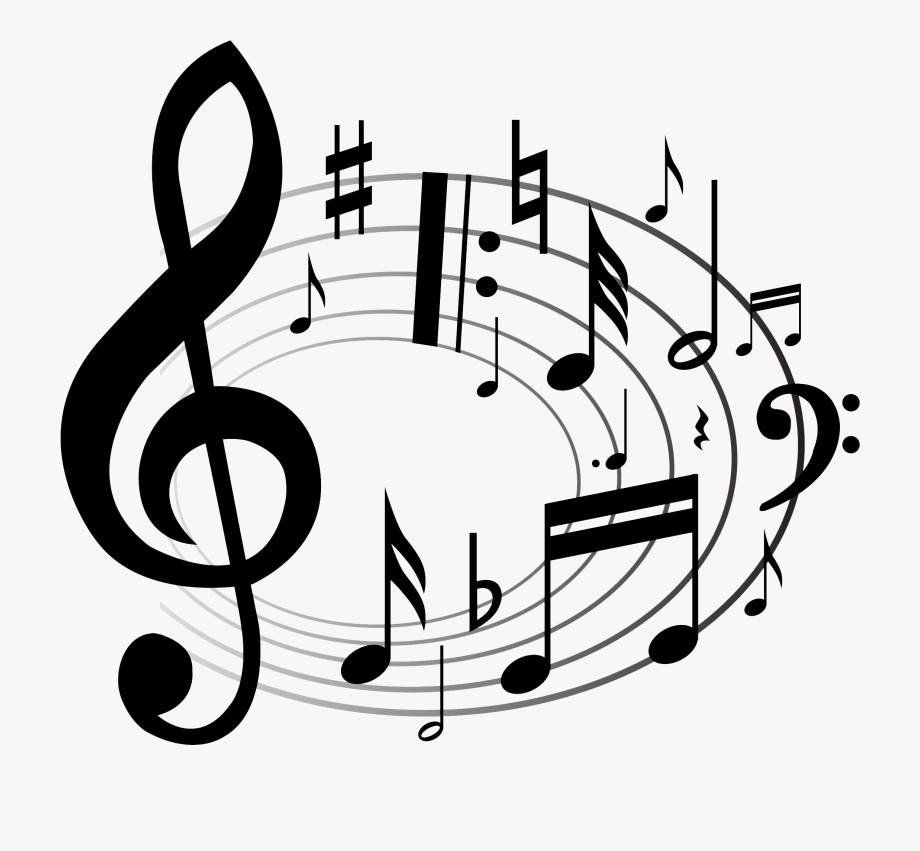 Music in clipart banner royalty free stock Music Notes Clipart Png - Music Clipart #3089 - Free Cliparts on ... banner royalty free stock