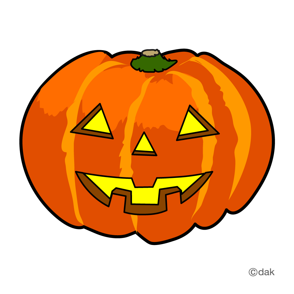 Happy halloween pumpkin clipart black and white Free Pumpkin Clipart at GetDrawings.com | Free for personal use Free ... black and white