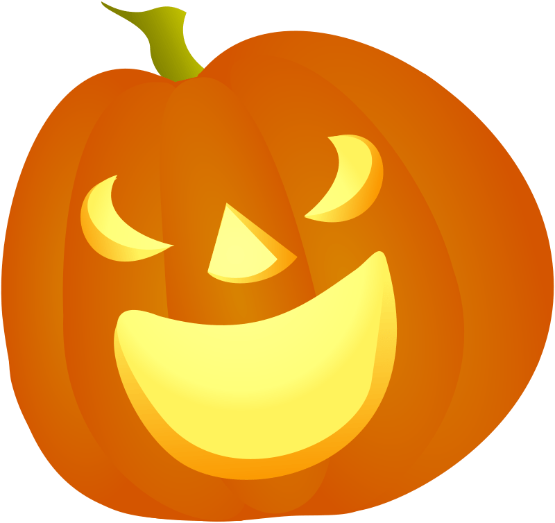 All saints pumpkin carving clipart image Classical Music To Attract (or Scare) Your Trick-Or-Treaters - Color ... image