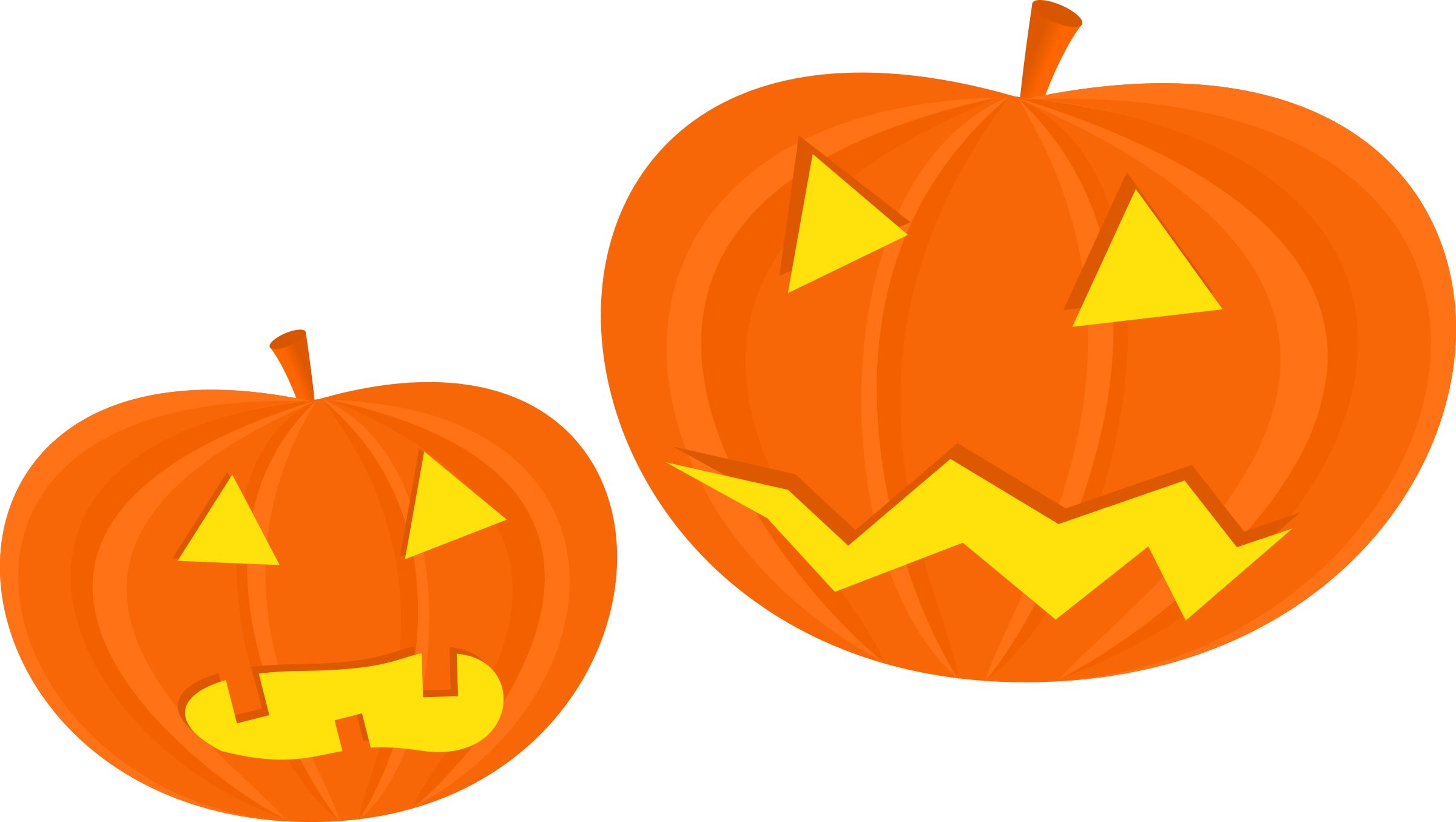 Clipart unhappy pumpkin protesting clipart transparent Halloween Party at Giggles Private Day Nursery in Lytham clipart transparent