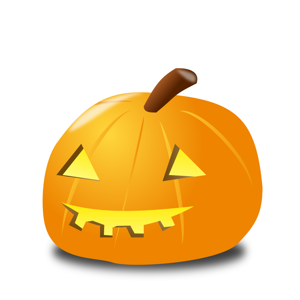 All saints pumpkin carving clipart transparent stock OnlineLabels Clip Art - Halloween Icon transparent stock