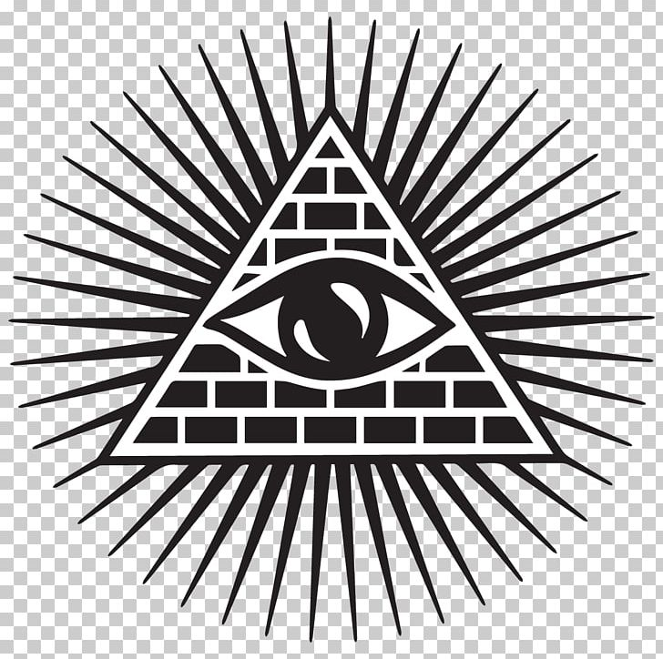 All seeing eye clipart black and white picture library stock Eye Of Providence Illuminati Symbol PNG, Clipart, All Seeing Eye ... picture library stock