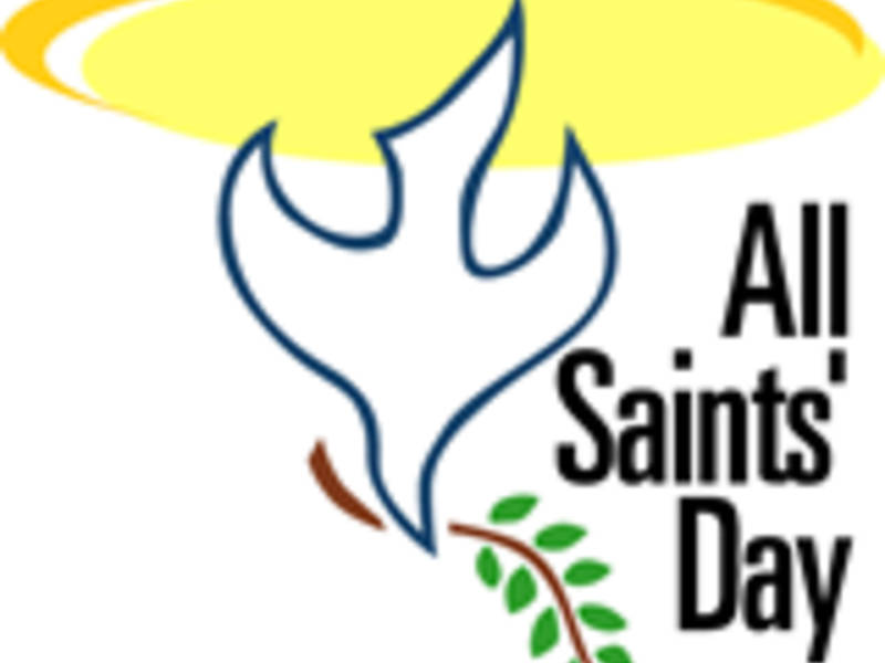 All souls day images clipart royalty free download All Saints Day, All Souls Day, St. Mary Immaculate Parish ... royalty free download