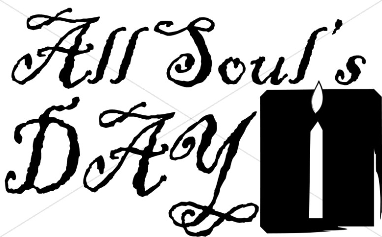 All souls day images clipart svg freeuse 40 All Souls Day Greeting Pictures svg freeuse