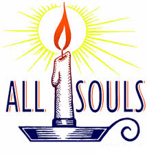 All souls day images clipart graphic free library 40 All Souls Day Greeting Pictures graphic free library