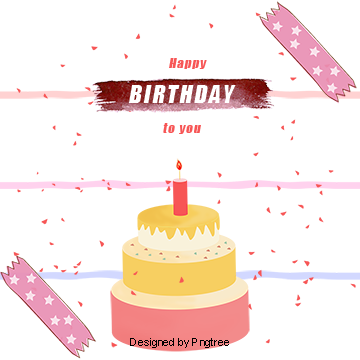 All star birthday clipart image free library Hand Drawn Birthday Card, Birthday Clipart, Multi Layer Birthday ... image free library