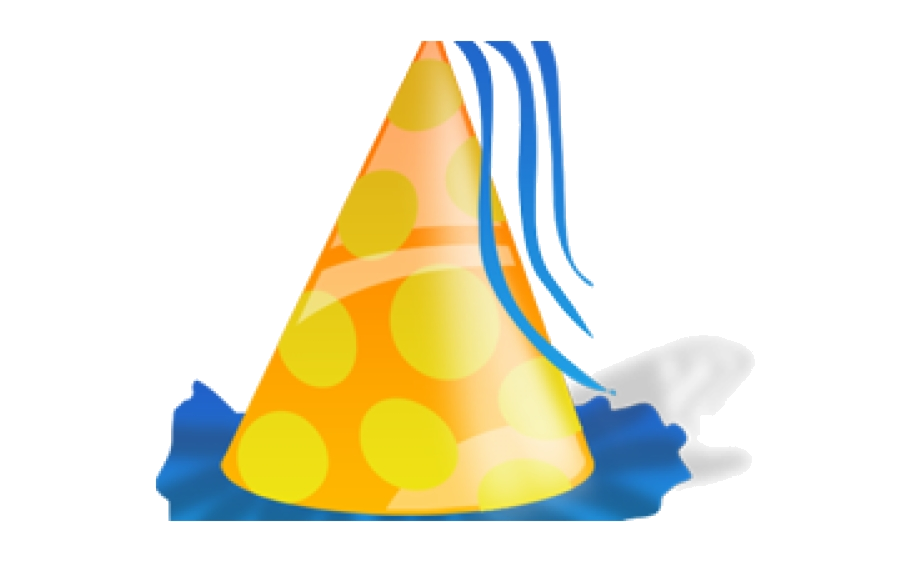 All star birthday clipart svg black and white stock Party Hat Birthday Clipart Star Free Images Transparent Png - AZPng svg black and white stock