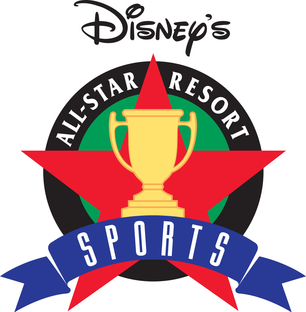 All star sports clipart jpg library stock Disney's All-Star Sports Resort - Wikipedia jpg library stock
