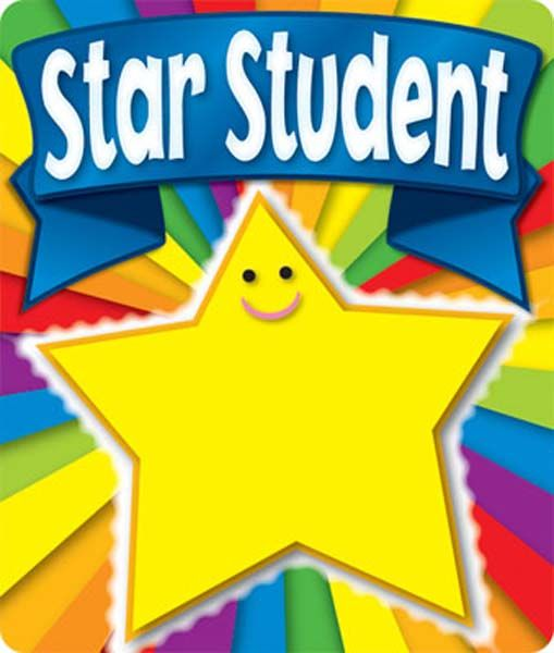All star student clipart vector library download Star student clipart 6 » Clipart Station vector library download