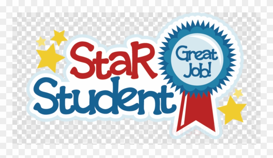All star student clipart banner black and white Student - Star Students Clipart (#1851289) - PinClipart banner black and white