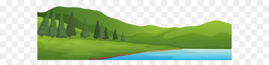 All terrain clipart clip art free download Mountain Clip art - Mountain and Lake Ground PNG Clipart clip art free download