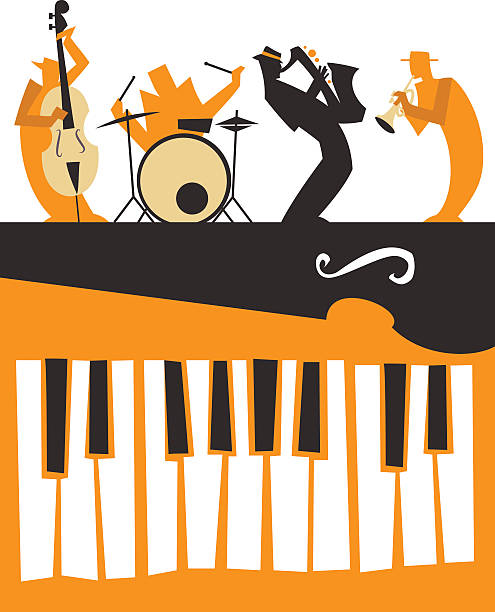 Jazz piano clipart picture royalty free library All that jazz clipart 5 » Clipart Station picture royalty free library