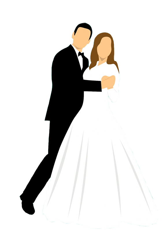 Wedding photos clipart image freeuse Wedding Clipart - Make your own Wedding Invitations image freeuse